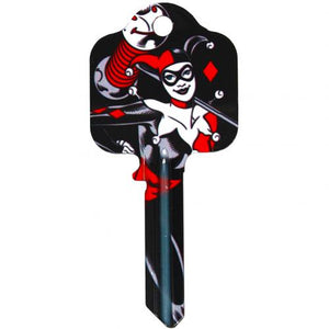 DC Comics Door Key Harley Quinn