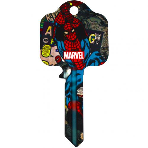 Marvel Comics Door Key Spider-Man