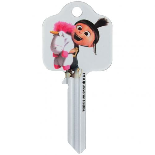 Despicable Me Door Key Agnes