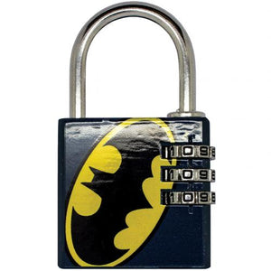 DC Comics Brass Padlock Batman