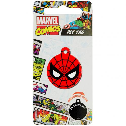 DC Comics Pet Tag Spider-Man