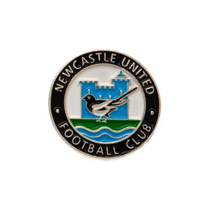 Newcastle United FC Badge Retro