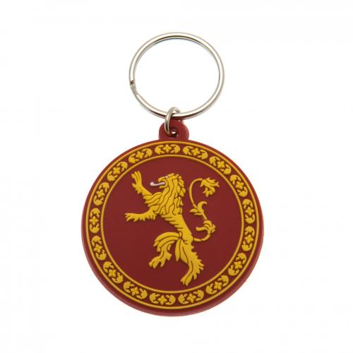 Game Of Thrones PVC Keyring Lannister