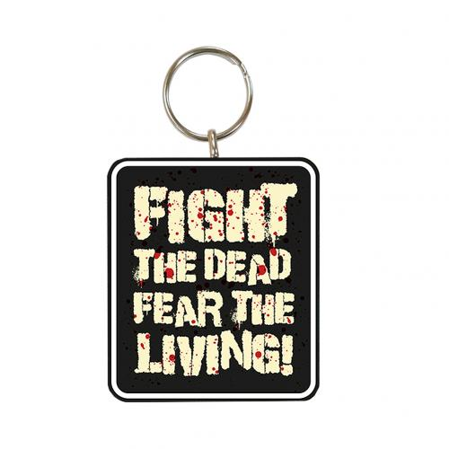 The Walking Dead PVC Keyring FTD