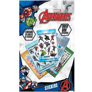 Avengers 800pc Sticker Set