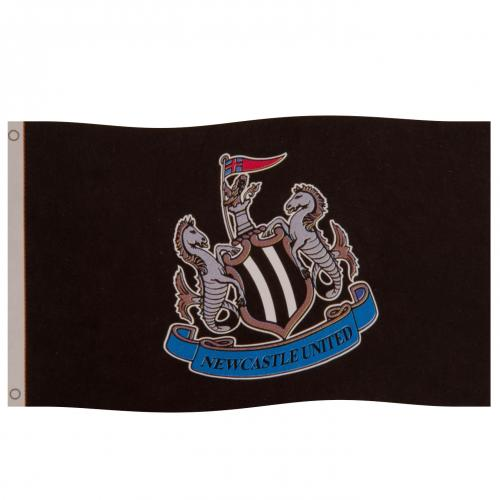 Newcastle United FC Flag CC