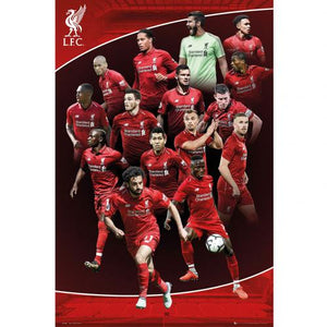 Liverpool FC Poster Players 23