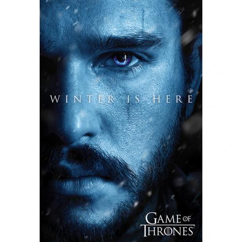 Game Of Thrones Poster Jon Snow 227