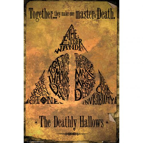 Harry Potter Poster Deathly Hallows 226