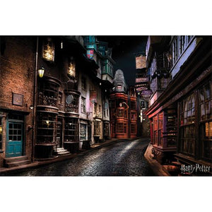 Harry Potter Poster Diagon Alley 247
