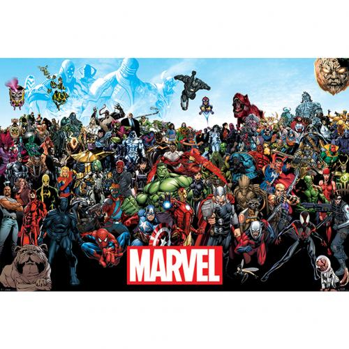 Marvel Universe Poster 252