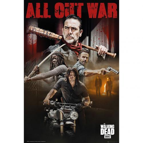 The Walking Dead Poster Collage 223