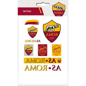 A.S. Roma Tattoo Pack