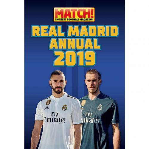 Real Madrid FC Annual 2019