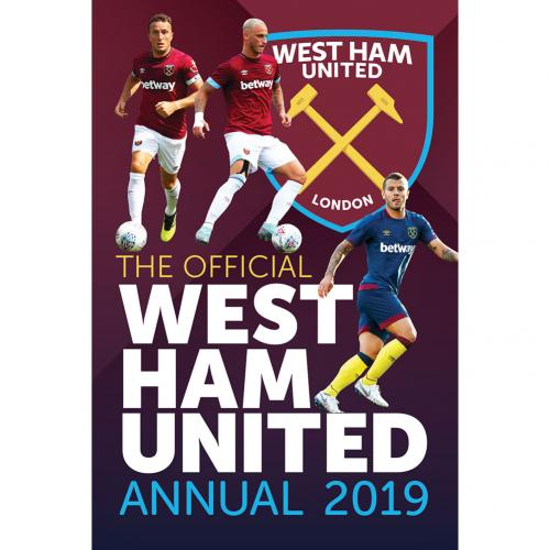 West Ham United FC Annual 2019