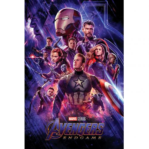 Avengers Endgame Poster Journeys End 231