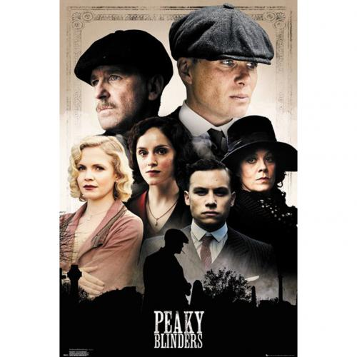 Peaky Blinders Poster Group 183