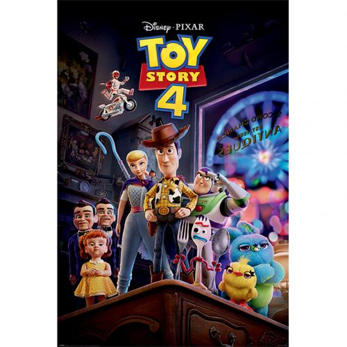 Toy Story 4 Poster 197