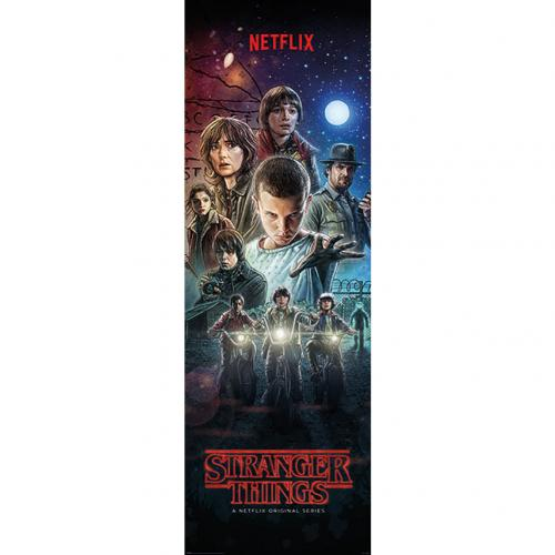 Stranger Things Door Poster 302