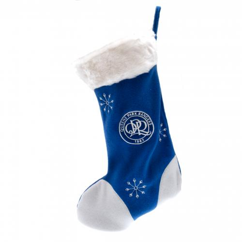 Queens Park Rangers FC Christmas Stocking