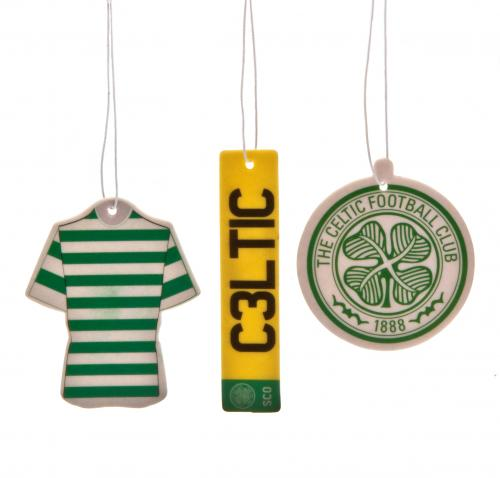 Celtic FC 3pk Air Freshener