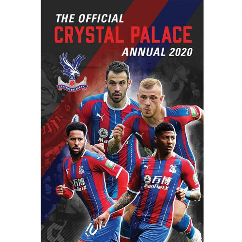 Crystal Palace FC Annual 2020