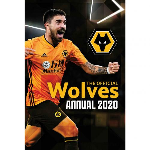 Wolverhampton Wanderers FC Annual 2020