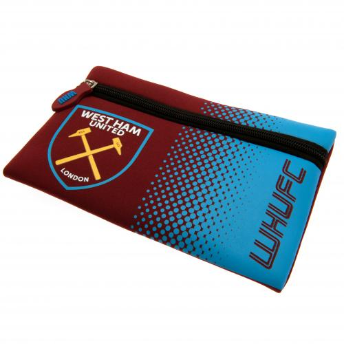 West Ham United FC Pencil Case