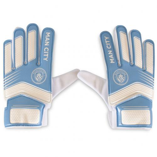 Manchester City FC Goalkeeper Gloves Kids