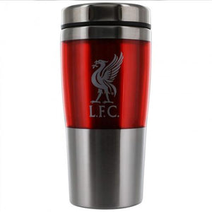 Liverpool FC Metal Travel Mug