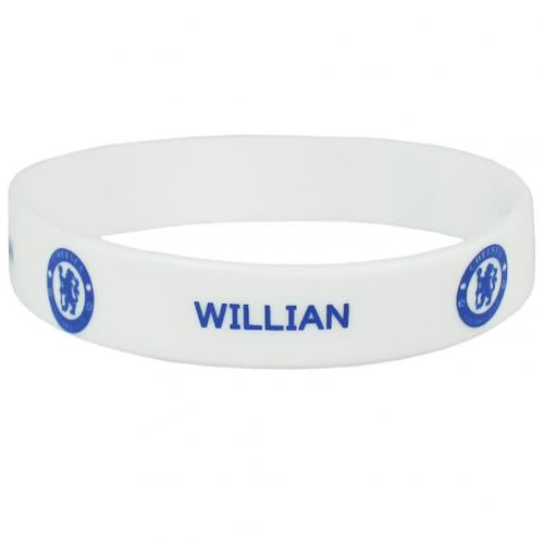 Chelsea FC Silicone Wristband Willian