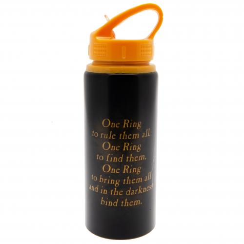 The Lord Of The Rings Aluminium Drinks Bottle