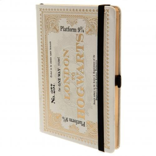 Harry Potter Premium Notebook Ticket