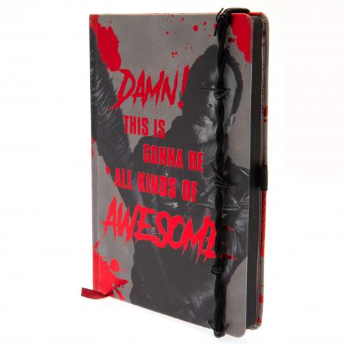 The Walking Dead Premium Notebook Negan