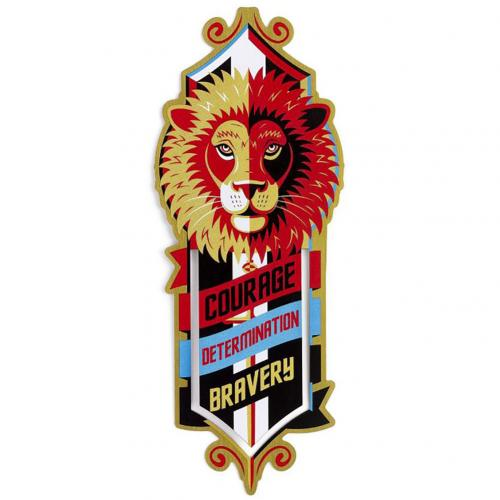 Harry Potter Bookmark Gryffindor