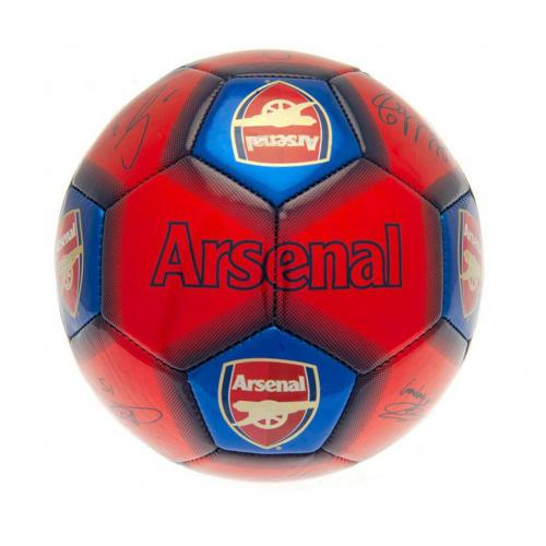 Arsenal FC Skill Ball Signature