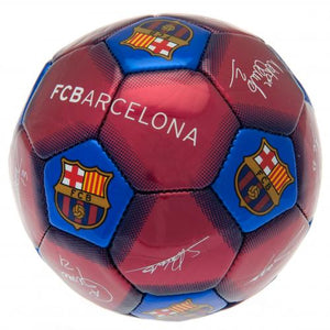 FC Barcelona Skill Ball Signature