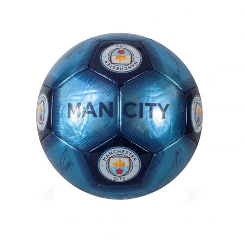 Manchester City F.C. Skill Ball Signature