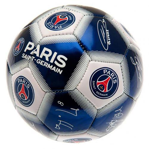Paris Saint Germain FC Skill Ball Signature