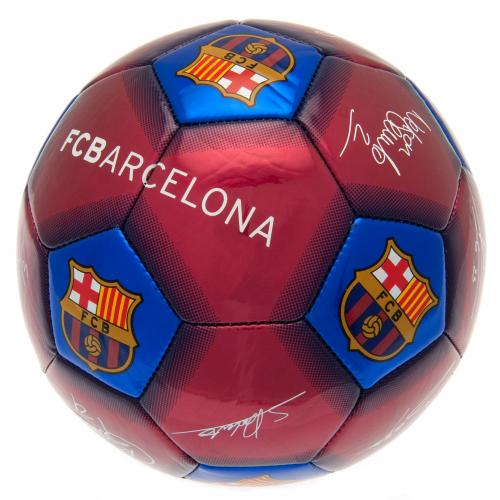 FC Barcelona Football Signature CL