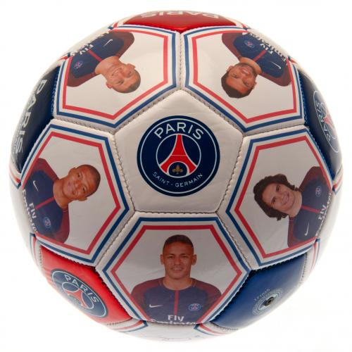 Paris Saint Germain FC Photo Signature Football