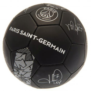 Paris Saint Germain FC Football Signature PH