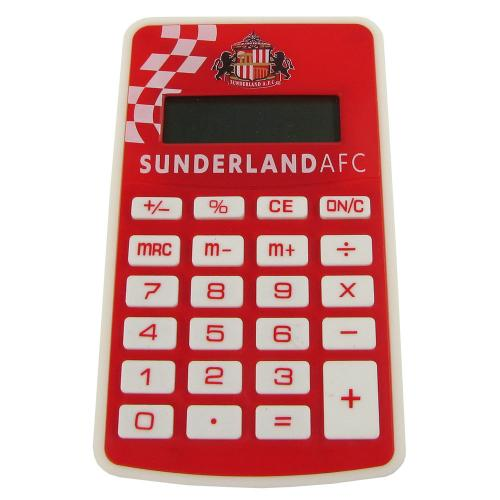 Sunderland AFC Pocket Calculator