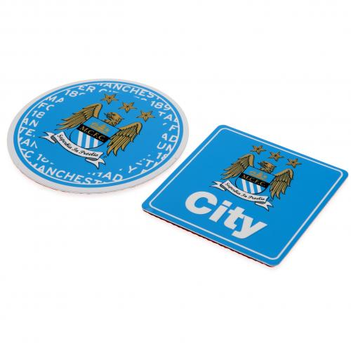 Manchester City FC Multi Surface Signs