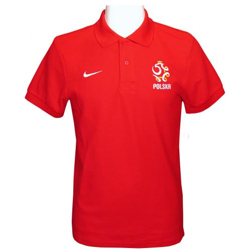 Poland Nike Polo Shirt Mens S