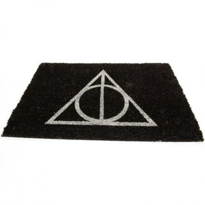 Harry Potter Doormat Deathly Hallows