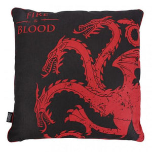 Game Of Thrones Cushion Targaryan