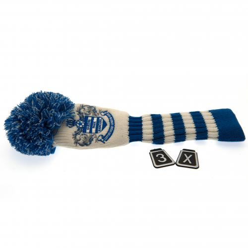 Queens Park Rangers FC Headcover Pompom (Fairway)