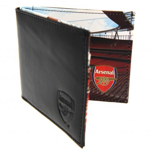 Arsenal FC Panoramic Wallet