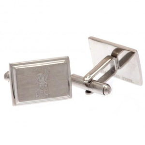 Liverpool FC Champions Of Europe Stainless Steel Cufflinks